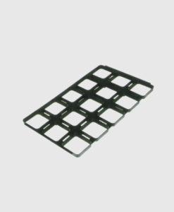 Γλάστρες | Δίσκοι μεταφοράς για τετράγωνο γλαστράκι