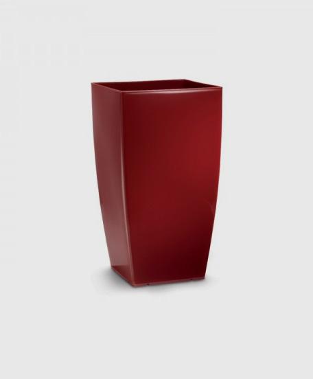 Γλάστρες | Κασπό Tetra Brillante Κόκκινο