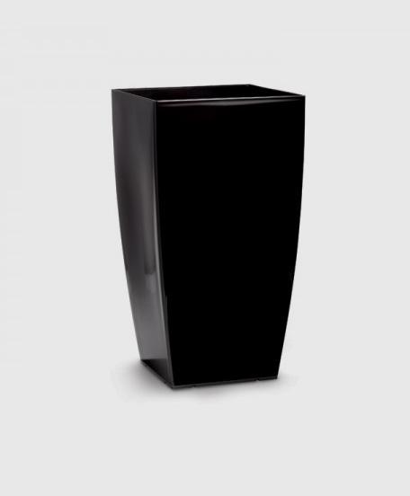 Γλάστρες | Κασπό Tetra Brillante Μαύρο