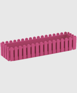 Landhaus Window box Fuxia Modagri Tech - Γλάστρες Emsa
