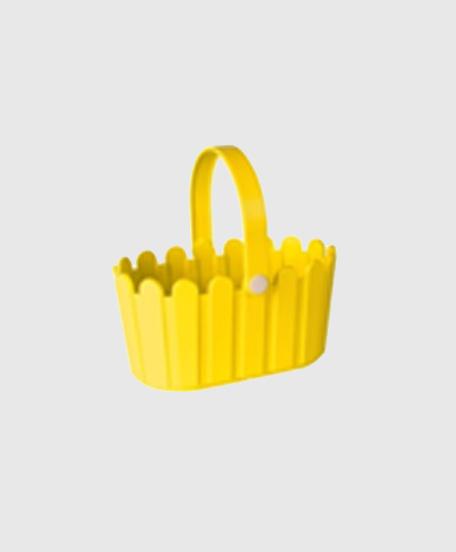 Landhaus Basket Pot Modagri Tech - Γλάστρες Emsa